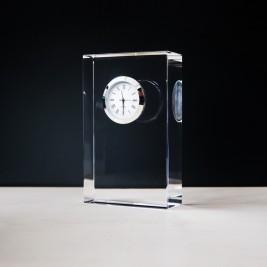 Stiklo gaminys – Laikrodis CLO120